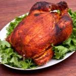 Tandoori Chicken (Full)