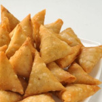 Keema Samosa (2 Pieces)